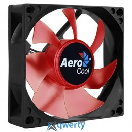 Aerocool (Motion 8 Red LED) 80