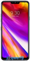 LG G7 ThinQ (G710) 4/64GB DUAL SIM BLACK (LMG710EMW.ACISBK)