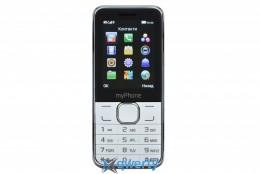 myPhone Classic DualSim White