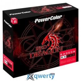 PowerColor AMD Radeon RX 560 2GB GDDR5 Red Dragon V2 (AXRX 560 2GBD5-DHAV2)