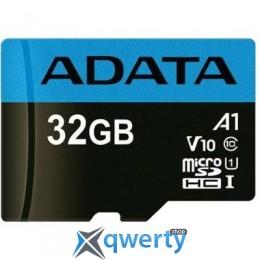 ADATA 32GB microSD class 10 UHS-I A1 Premier (AUSDH32GUICL10A1-R)