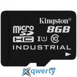 Kingston 8GB microSD class 10 USH-I (SDCIT/8GBSP)