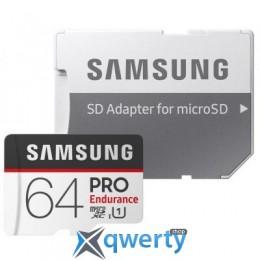 Samsung 64GB microSD class 10 UHS-I (MB-MJ64GA/RU)