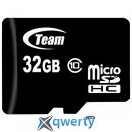 Team 32GB microSD class 10 (TUSDH32GCL1002)