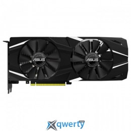 Asus GeForce RTX 2080 8GB GDDR6 (256bit) (1515/14000) (HDMI, DisplayPort, USB Type-C) (DUAL-RTX2080-8G)