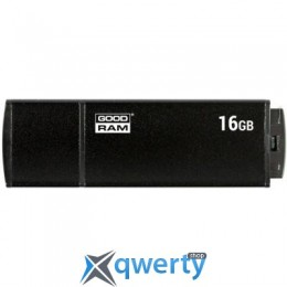 GOODRAM 16GB Edge Black USB 3.0 (UEG3-0160K0R11)