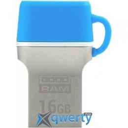 GOODRAM 16GB ODD3 Dual Drive Blue USB 3.0 Type C (ODD3-0160B0R11)