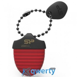 Silicon Power 16GB Jewel J30 Red USB 3.0 (SP016GBUF3J30V1R)