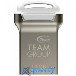 Team 16GB C161 White USB 2.0 (TC16116GW01)
