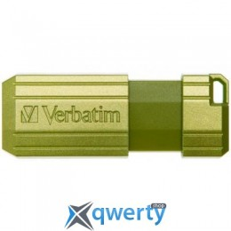 Verbatim 16GB Store 'n' Go PinStripe Green USB 2.0 (49070)