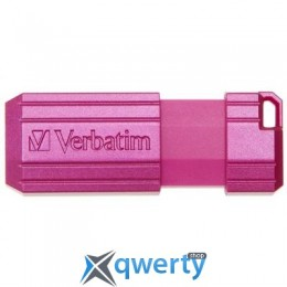 Verbatim 16GB Store 'n' Go PinStripe Pink USB 2.0 (49067)