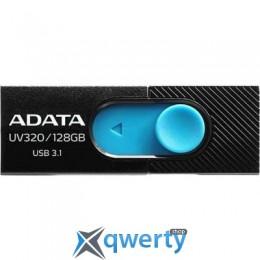 ADATA 128GB UV320 Black/Blue USB 3.1 (AUV320-128G-RBKBL)