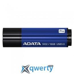 ADATA 16GB S102PRO Blue USB 3.1 (AS102P-16G-RBL)