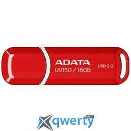 ADATA 16GB UV150 Red USB 3.0 (AUV150-16G-RRD)