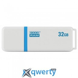 GOODRAM 32GB UMO2 White USB 2.0 (UMO2-0320W0R11)