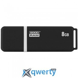GOODRAM 8GB UMO2 Graphite USB 2.0 (UMO2-0080E0R11)