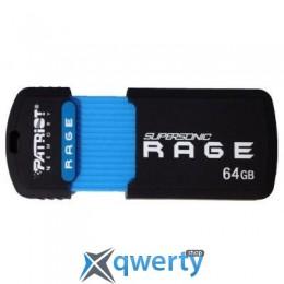 Patriot 64GB Supersonic RAGE USB 3.0 (PEF64GSRUSB)