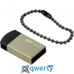 Silicon Power 16GB Touch T20 Champagne USB 2.0 (SP016GBUF2T20V1C)