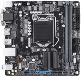 GIGABYTE H310N (s1151-v2, Intel H310)
