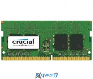 Micron Crucial SODIMM DDR4-2666 16GB PC4-21300 (CT16G4SFD8266)