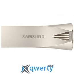 Samsung 64GB Bar Plus Silver USB 3.1 (MUF-64BE3/APC)
