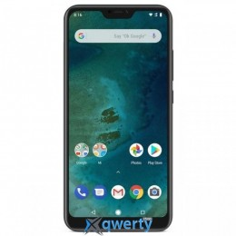 Xiaomi Mi A2 Lite 4/32Gb (Black) (Global) EU