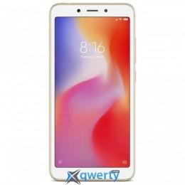 Xiaomi Redmi 6 4/64GB (Gold) (Global) EU