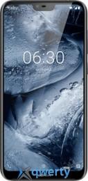 Nokia 6.1 Plus 4/64GB Dual Sim (Blue) EU
