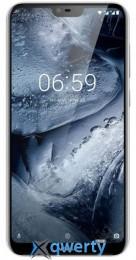 Nokia 6.1 Plus 4/64GB Dual Sim (White) EU
