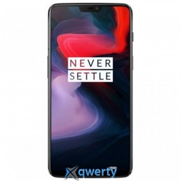 OnePlus 6 8/256GB (Mirror Black) EU