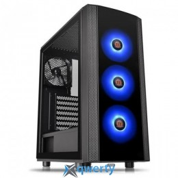 Thermaltake Versa J25 Tempered Glass Edition Black (CA-1L8-00M1WN-01)