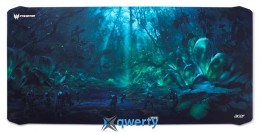 ACER PREDATOR MOUSE PAD, XXL SIZE, WITH FOREST BATTLE, RETAIL PACK (NP.MSP11.00B)