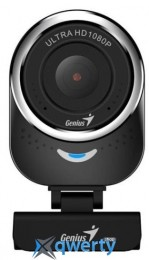 Genius QCam 6000 Full HD Black (32200002400)