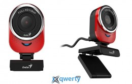 Genius QCam 6000 Full HD Red (32200002401)