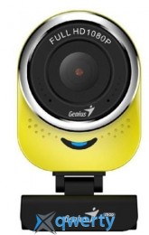 Genius QCam 6000 Full HD Yellow (32200002403)