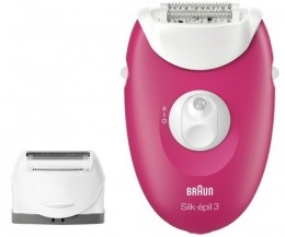 BRAUN SILKEPIL 3415 GIFTEDITION