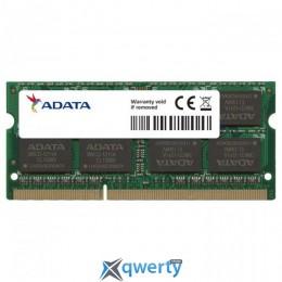 ADATA Premier SO-DIMM DDR3 1600MHz 8GB (AD3S1600W8G11-S)