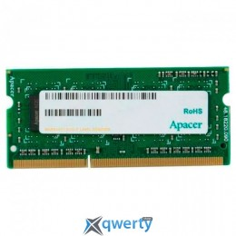 APACER SO-DIMM DDR3 1600MHz 4GB (AS04GFA60CAQBGC)