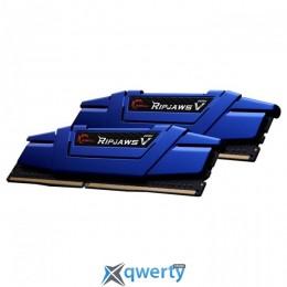 G.SKILL Ripjaws V Steel Blue DDR4 2666MHz 16GB (2x8) (F4-2666C15D-16GVB)
