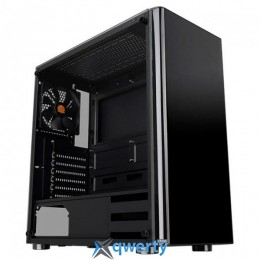 Thermaltake V200 Tempered Glass Edition Black (CA-1K8-00M1WN-00)