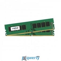 Crucial DDR4 2666MHz 8GB (2x4) (CT2K4G4DFS8266)