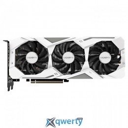 Gigabyte PCI-Ex GeForce RTX 2070 WHITE 8GB GDDR6 (256bit) (1740/14000) (Type-C, 3 x HDMI, 3 x Display Port) (GV-N2070GAMingOC WHITE-8GC)