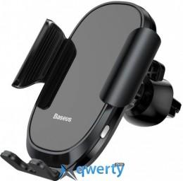 Baseus Smart Car Mount Cell Phone Holder Black (SUGENT-ZN01)