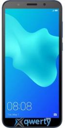 HUAWEI Y5 2018 Dual Sim (51092LET) (blue)