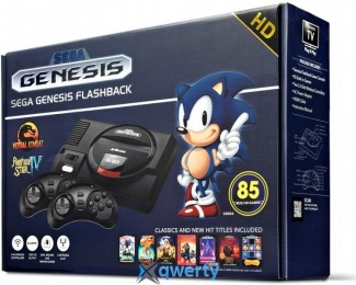 Sega genesis flashback hd 2017 console 85 games included купить в Одессе