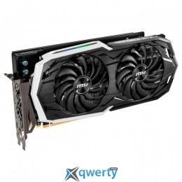 MSI PCI-Ex GeForce RTX 2070 Armor OC 8GB GDDR6 (256bit) (1410/14000) (USB Type-C, HDMI, 3 x DisplayPort) (GeForce RTX 2070 Armor 8G OC)