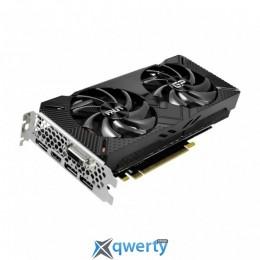 Palit PCI-Ex GeForce RTX 2070 Dual 8GB GDDR6 (256bit) (1410/14000) (DVI, HDMI, 3 x DisplayPort) (NE62070015P2-1062A)