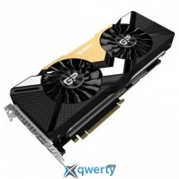 Palit PCI-Ex GeForce RTX 2080 Ti GamingPro OC 11GB GDDR6 (352bit) (1650/14000) (1 x HDMI, 3 x DisplayPort, 1 x USB Type-C) (NE6208TS20LC-150A)