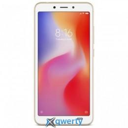 Xiaomi Redmi 6 3/32GB (Gold) EU