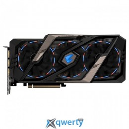 Gigabyte PCI-Ex GeForce RTX 2070 AORUS 8GB GDDR6 (256bit) (1770/14000) (Type-C, HDMI, 3 x DisplayPort) (GV-N2070AORUS-8GC)